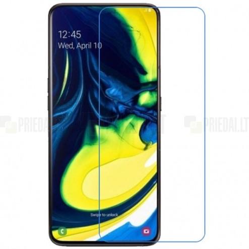Samsung Galaxy A80 (A805F) ekrāna aizsargplēve - dzidra
