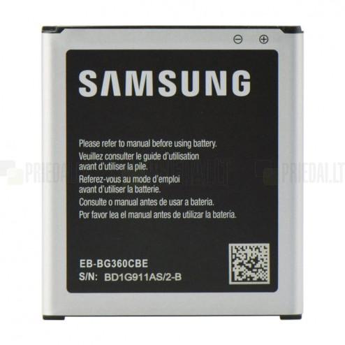 Samsung Galaxy Core Prime (G360) akumulators (EB-BG360CBE, 2000 mAh, vidējais, originals)