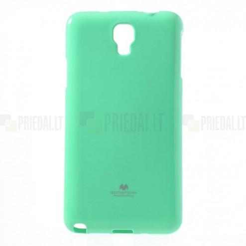 Samsung Galaxy Note 3 Neo Mercury piparmētru cieta silikona (TPU) futrālis