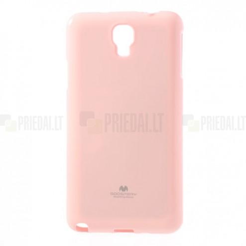 Samsung Galaxy Note 3 Neo Mercury rozs cieta silikona (TPU) futrālis