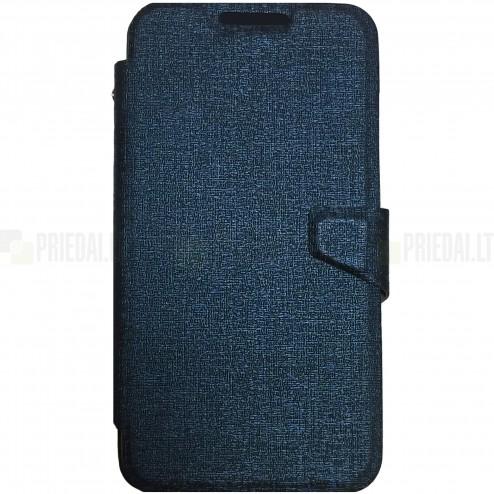 """Samsung Galaxy Note 3 """"Shining"""" atvēramais zils maciņš"""