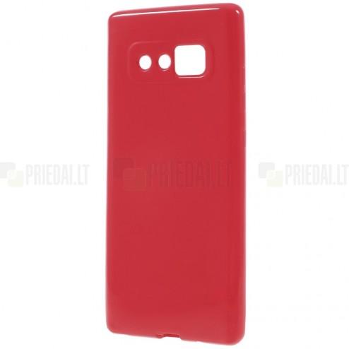 Samsung Galaxy Note 8 (N950F) cieta silikona (TPU) sarkans apvalks