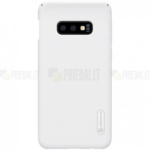 Samsung Galaxy S10e (G970) Nillkin Frosted Shield balts plastmasas apvalks