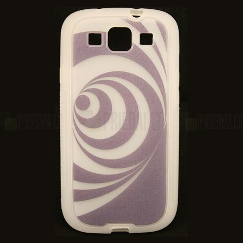 Bullet Samsung Galaxy S3 i9300 cieta silikona futrālis - Hypnosis (hipnoze)