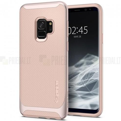 """""""Spigen"""" Neo Hybrid pastiprinātas aizsardzības rozs Samsung Galaxy S9 (G960) apvalks"""