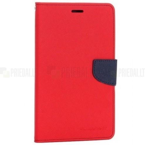 """Mercury"" Fancy Samsung Galaxy Tab 4 7.0 (T230) rozs ādas maciņš"
