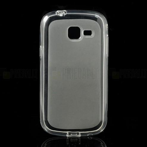 Samsung Galaxy Trend II S7570 dzidrs cieta silikona futrālis
