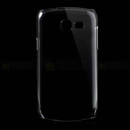 Samsung Galaxy Trend Lite S7390 (S7392) plastmasas dzidrs (caurspīdīgs) apvalks