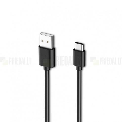 Samsung USB Type-C EP-DG950CBE melns vads 1,2 m. (origināls)