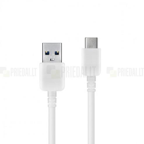 Oficiāls Samsung USB Type-C balts vads 1,2 m (EP-DN930, origināls)