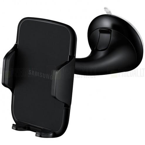 """Oficiāls """"Samsung"""" Universal Vehicle Dock melns telefona autoturētājs (EE-V200SA, 4"""" - 5,7"""")"""