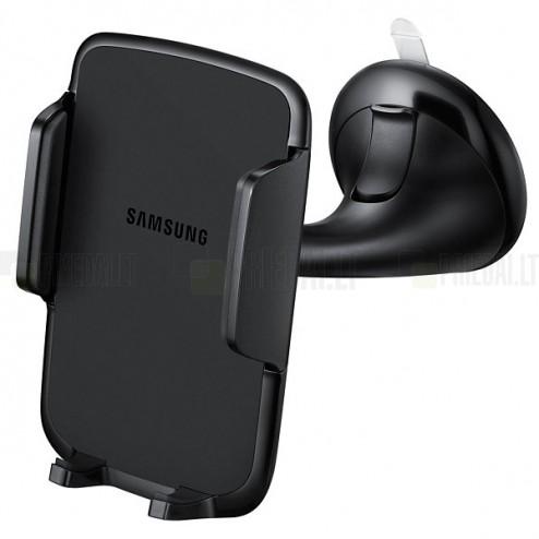 """Oficiāls """"Samsung"""" Universal Vehicle Dock melns planšetdatora autoturētājs (EE-V100TA, 7"""" - 8"""")"""