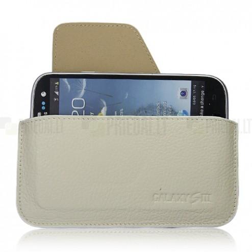 Universāls aizverams smilšu Samsung Galaxy S3 maciņš