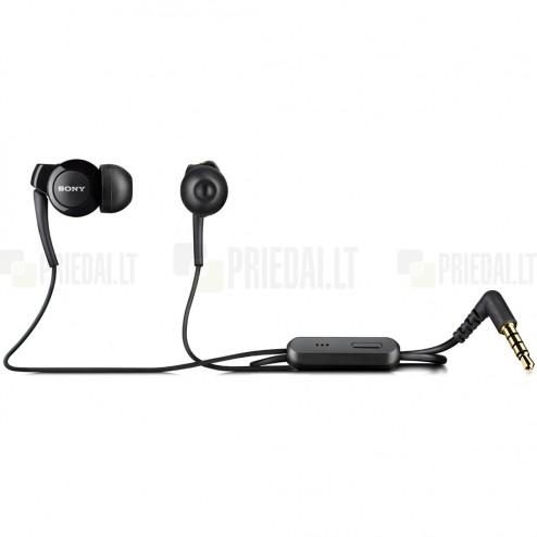 """""""Sony"""" originālie ausīs ieliekamās melnā austiņas (MH-EX300AP)"""