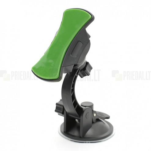 Sticky Pad melns telefona autoturētājs