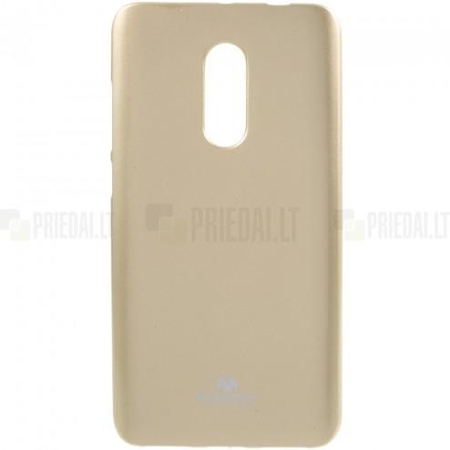 Xiaomi Redmi Note 4X Mercury zelta cieta silikona (TPU) apvalks