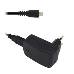 """""""Alcatel"""" sienas lādētājs (1 A) - melns + micro USB vads"""