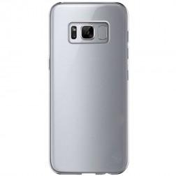 Cieta silikona (TPU) apvalks - dzidrs (Galaxy S8+)