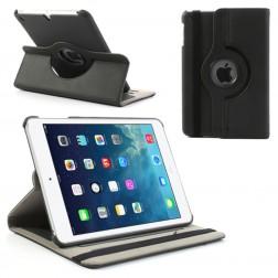 Atvēramais futrālis 360° - melns (iPad Mini 1 / 2 / 3)