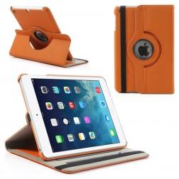 Atvēramais futrālis 360° - oranžs (iPad Mini 1 / 2 / 3)