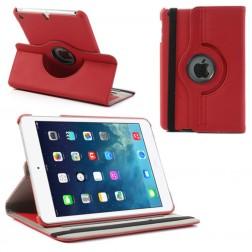 Atvēramais futrālis 360° - sarkans (iPad Mini 1 / 2 / 3)