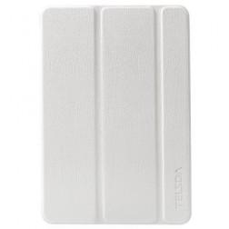 """""""Telsda"""" atvēramais maciņš - balts (iPad Mini 1 / 2 / 3)"""
