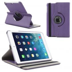 Atvēramais futrālis 360° - violets (iPad Mini 1/ 2/ 3)