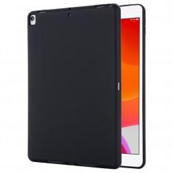 """Shell"" cieta silikona (TPU) apvalks - melns (iPad 10.2 2019 / 2020 / 2021)"
