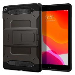 """""""Spigen"""" Tough Armor Tech pastiprinātas aizsardzības apvalks - melns (iPad 10.2 2019 / 2020)"""