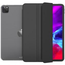 """Klasisks atverams maciņš - melns (iPad Pro 12.9"""" 2020)"""