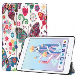 """Butterflies"" atvēramais maciņš (iPad mini 4 / iPad mini 2019)"