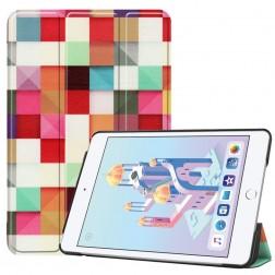 """""""Pattern"""" atvēramais maciņš (iPad mini 4 / iPad mini 2019)"""