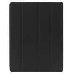 Atvēramais maciņš - melns (iPad 2 / 3 / 4)