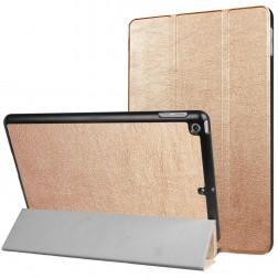 """Atvēramais maciņš - zelta (iPad 9.7"""" 2017 / iPad 9.7"""" 2018)"""