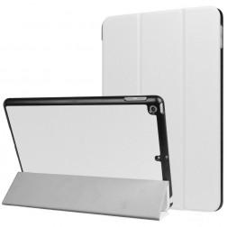 "Atvēramais maciņš - balts (iPad 9.7"" 2017 / iPad 9.7"" 2018)"