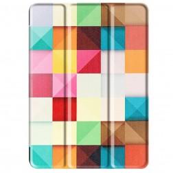 """""""Pattern"""" atvēramais maciņš (iPad 9.7"""" 2017 / iPad 9.7"""" 2018)"""