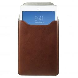 Ādas ieliktņa planšetdatoram - brūna (iPad Air / iPad Air 2 / iPad Pro 9.7 / iPad 9.7 2017)