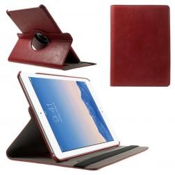 Atvēramais 360° futrālis, maciņš - sarkans (iPad Air 2)