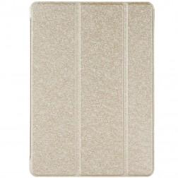 Atvēramais futrālis - smilšu krāsā (iPad Air 2)