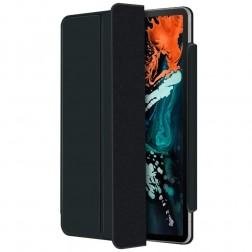 "Leather Smart Cover atvēramais maciņš - melns (iPad Pro 11"" 2020 / 2018 / Air 4 2020)"