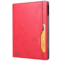 """""""Comma"""" atvēramais futrālis - sarkans (iPad Pro 11"""" 2021 / 2020 / 2018 / Air 4 2020)"""