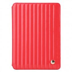 """""""8thdays"""" Jessie's Melody atvērams futrālis - sarkans (iPad Air)"""
