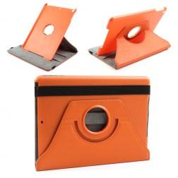 Atvēramais futrālis 360° - oranžs (iPad Air)
