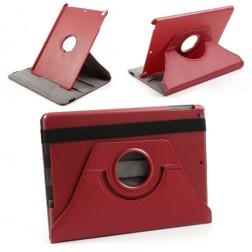 Atvēramais futrālis 360° - sarkans (iPad Air)