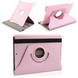 Atvēramais futrālis 360° - rozs (iPad Air)