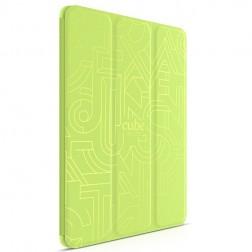 """""""HOCO"""" Crystal Cube atvēramais futrālis - zaļš (iPad Air 2)"""