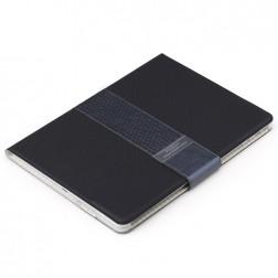 """""""Rock"""" Excel atvēramais maciņš - melns (iPad Air)"""