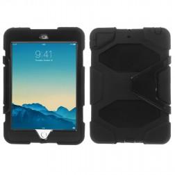 Pastiprinātas aizsardzības apvalks - melns (iPad Mini 1 / 2 / 3)