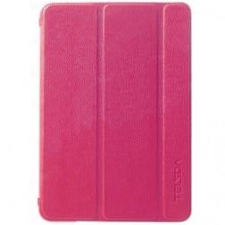 """""""Telsda"""" atvēramais maciņš - rozs (iPad Mini 1 / 2 / 3)"""
