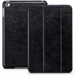 """HOCO"" Retro atvēramais maciņš - melns (iPad mini 4 / iPad mini 2019)"
